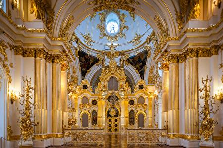 圣彼得堡, 冬宫