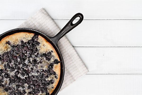 鑄鐵鍋甜點