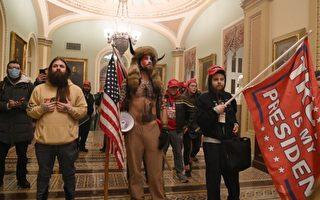 美FBI公開徵集闖入國會抗議者信息