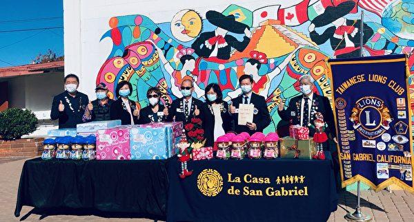台湾人狮子会鼓励9-12年级学生参加演讲比赛
