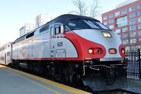 加州火車呼籲建立地區聯合鐵路系統
