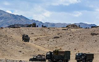 中印军队从争议地区班公湖完成撤军