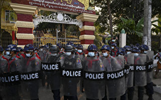 英國加拿大制裁緬甸將領 美促北京譴責政變
