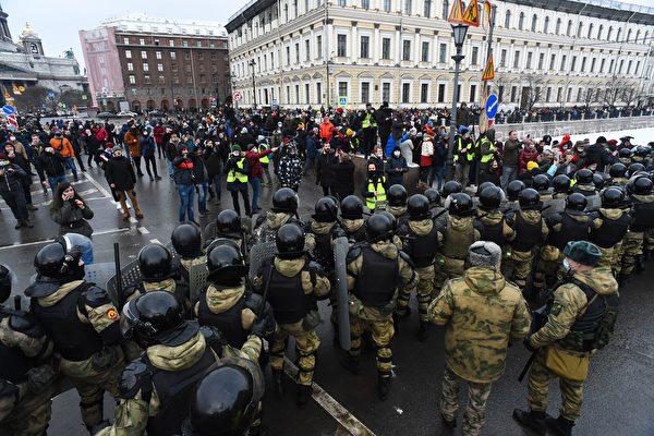 矛盾激化 俄羅斯驅逐歐洲多國外交官