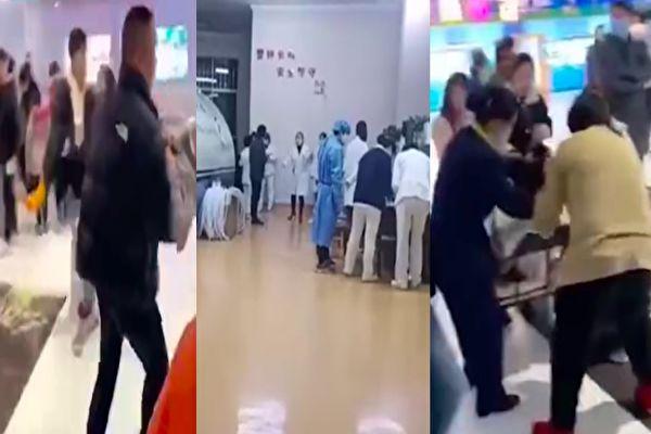 浙江一影院多人观影后头晕 至少63人被送医