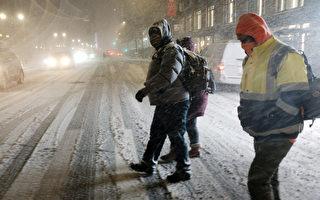纽约市府颁紧急行政令 周一禁非必要旅行