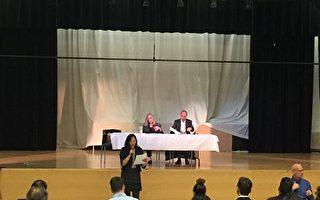 學區委員會選舉今日開始報名