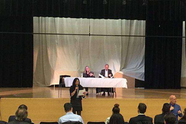 学区委员会选举今日开始报名