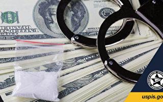 涉嫌邮寄毒品 纽约布鲁克林八大道两华男被捕