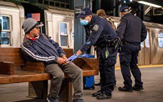 紐約市長再次否認地鐵暴力犯罪頻出