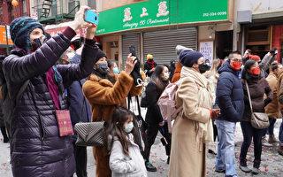 中華傳統節慶文化 吸引外州客華埠過中國新年
