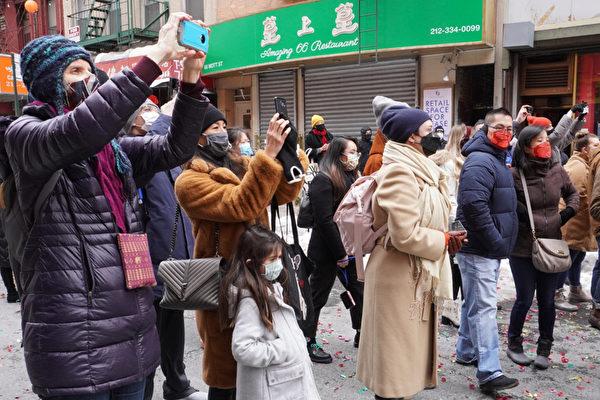 中华传统节庆文化 吸引外州客华埠过中国新年