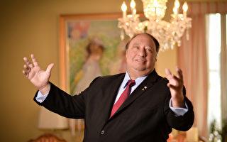 商業大亨擬再次參選紐約市長