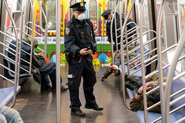 惡性案件頻發 紐約MTA要求再加千名警力維安