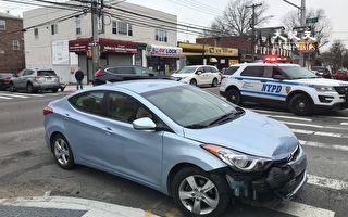 纽约市警不再处理轻微车祸 109分局向司机支招