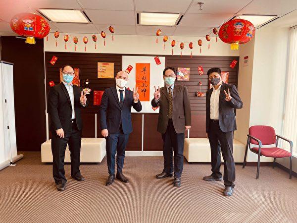 圖:2加拿大台裔獎學金2月27日正式啟動,3月1日開始接受申請。(楊晟帆提供)