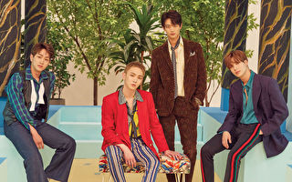 SHINee将携正规七辑及tvN综艺节目回归