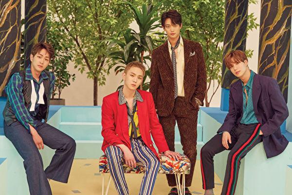 SHINee將攜正規七輯及tvN綜藝節目回歸