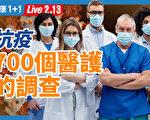【重播】抗疫中700个医护的调查 结果为何?