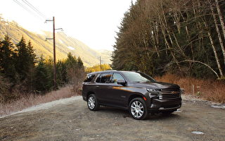 車評:隱藏實箱 2021 Chevrolet Tahoe High Country