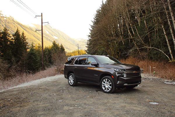 车评:隐藏实箱 2021 Chevrolet Tahoe High Country