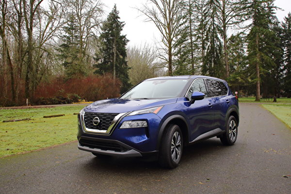 車評:更有層次 2021 Nissan Rogue SV