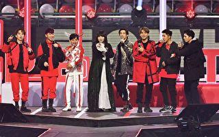 31组艺人接力表演 台湾《红白》陪观众围炉