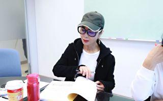 參與《黃金歲月》讀本 陳美鳳笑:像學生上課