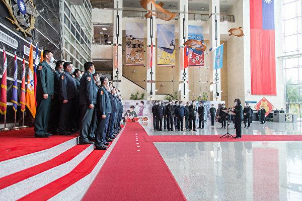 因应中共威胁 蔡英文核定国防部情研中心增编