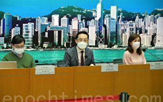 香港新增九宗确诊个案 去年十一月以来首录个位数