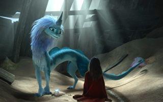 《寻龙使者》神龙西苏 依奥卡菲娜量身打造