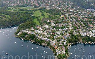 悉尼中环郊区 独立房价格首次超过内城区