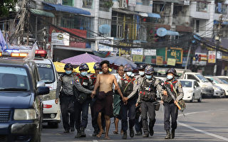 台立院朝野決議 支持國際恢復緬甸民主行動
