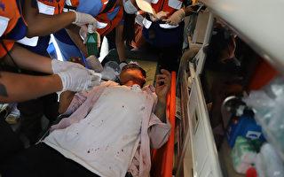 组图:缅甸民众持续抗议 警方武力驱散人群