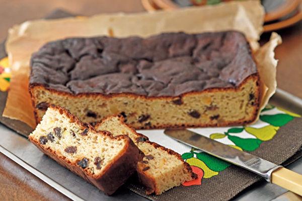 英国式祝福甜点 爱尔兰水果蛋糕
