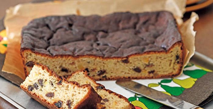 英國式祝福甜點 愛爾蘭水果蛋糕