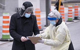2月18日 安省新增染疫1,038例 死亡44例
