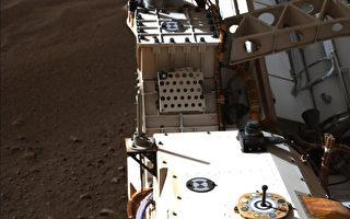 NASA公布毅力号首段录音 传来火星微风声响