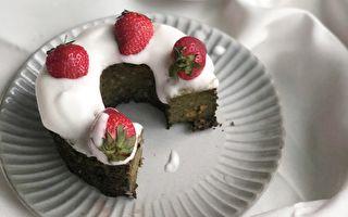 減肥低醣甜點 無奶油「抹茶蛋糕」解嘴饞