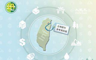 土地建物系统上线 台内政部:免费查询