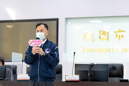 连江县长刘增应强调,桃园市与连江县是姐妹县市。