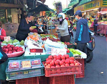 多吃蔬果健身,中醫大研究「單寧酸」可抗疫。