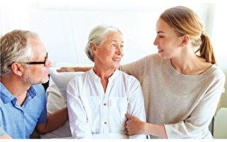 協助長輩就醫 用愛接觸用心聆聽過好年