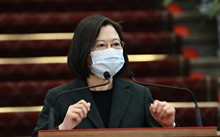蔡英文:不僅台灣 兩岸和平關鍵鑰匙也在中國手上