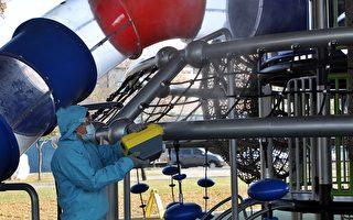公園、夜市、交通場站年節清潔消毒無間斷