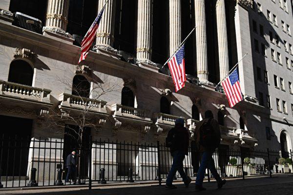 美失业救济创疫后新低 道指涨318点续创高