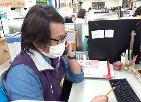 桃卫局24小时协谈专线服务,可即时协助与关怀。