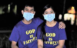 克服疫情阻撓 外籍情侶在台結婚圓夢