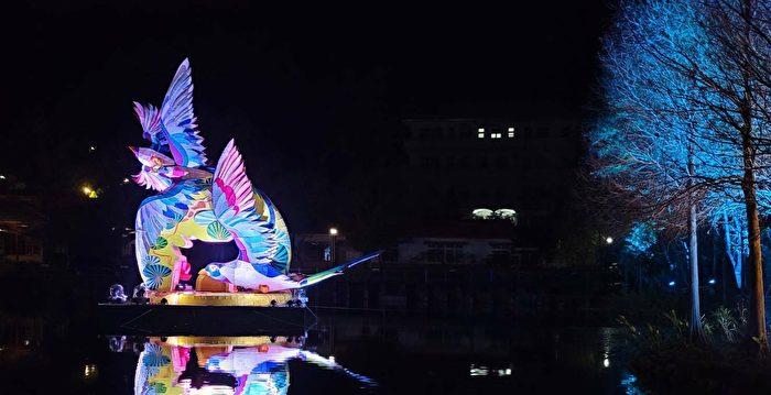 台灣燈會燈區移展 副燈元宵首度亮相