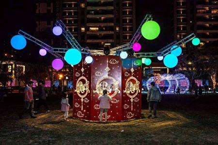 行之有年的竹北燈會,深受親子喜愛,將於2月25日至3月7日展出,點亮水圳森林公園。